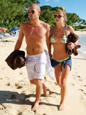 Max George and Nina Agdal | Celebrity Spy | Pictures | Photos | News | Celebrity News