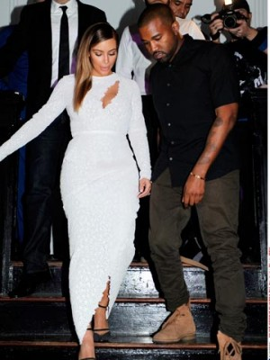 Kim Kardashian and Kanye West | Celebrity Spy | Pictures | Photos | News | Celebrity News