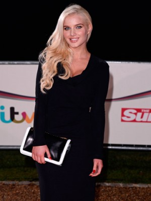 Helen Flanagan | The Sun Military Awards | Pictures | Photos | Celebrities | Celebrity News