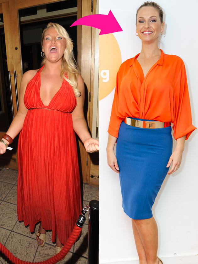 What a transformation! See Josie Gibson's weight loss ...