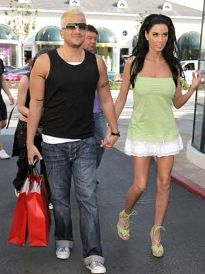 Peter Andre and Katie price out and about in LAPeter Andre and Katie price out and about in LAPeter Andre and Katie price out and about in LA