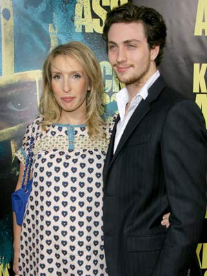 Pregnant Celebrity | Sam Taylor-Wood and Aaron Johnson | Celebrity | Pics | Photos | Now Magazine