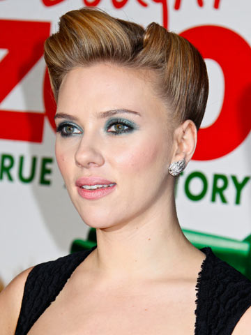 Scarlett Johansson | Celebrity hair | Pictures | New styles | Latest | Hair | Now | Photos | Hairstyles