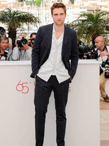 Robert Pattinson | Cannes Film Festival 2012 | New | Pictures | Photos | Celebrity News | Now Magazine