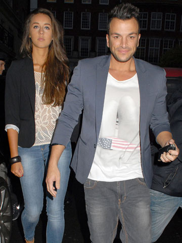 Peter andre and emily macdonagh a love story in pictures m4hsunfo