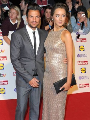 Peter Andre and Emily MacDonagh | Pride Of Britain Awards 2013 | Pictuers | Photos | New | Celebrity News