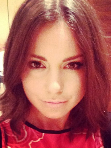 Made In Chelsea S Louise Thompson Looks A Lot Like
