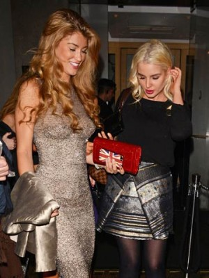 Amy Willerton and Helen Flanagan | Pictures | Photos | New | Celebrity News