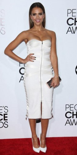 Jessica Alba   People's Choice Awards 2014   Pictures   Photos   New   Celebrity News