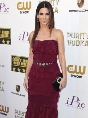Sandra Bullock | Critics' Choice Movie Awards 2014 | Pictures | Photos | New | Celebrity News