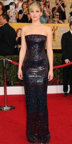 Jennifer Lawrence | Screen Actors Guild Awards 2014 | Pictures | Photos | New | Celebrity News