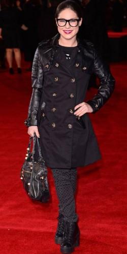 Louise Thompson | Celebrity fashion | Worst dressed | Pictures | Now | Fashion | New | Photos | Bad Style