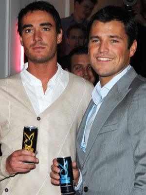 Jack Tweed and Mark Wright | Celebrity Gossip | Pictures | Photos | Gallery