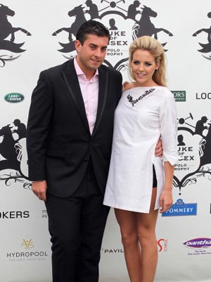 James Argent and Lydia Bright | Duke of Essex Polo 2011 | Pictures | Photos | New