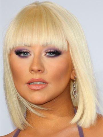 WEDDING JOY Christina Aguilera Shows Off HUGE Engagement Ring From Matthew Rutler