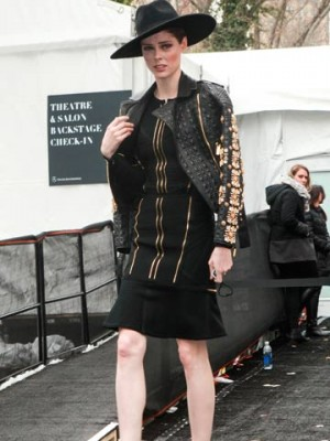 Coca Rocha| Celebrity fashion | Worst dressed | Pictures | Now | Fashion | New | Photos | Bad Style