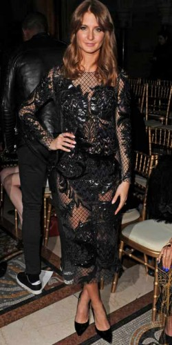 Millie Mackintosh| Celebrity fashion | Worst dressed | Pictures | Now | Fashion | New | Photos | Bad Style