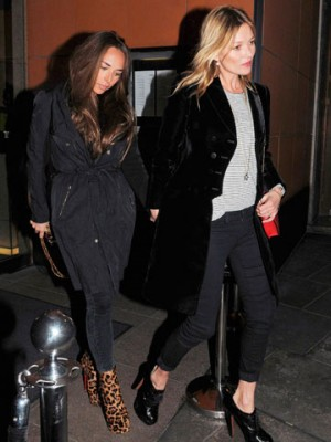 Kate Moss and Chloe Green | Celebrity Spy | Pictures | Photos | News | Celebrity News