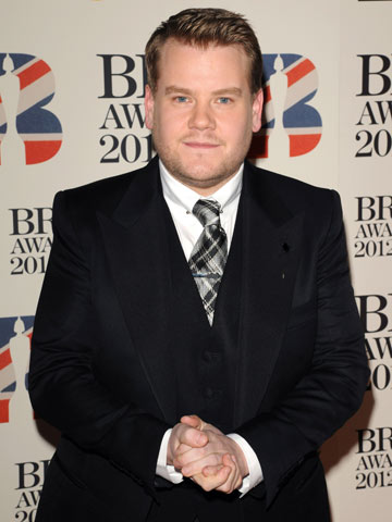 James Corden | The Brit Awards 2012 | Pictures | Photos | New | Celebrity News