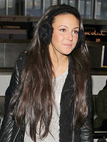 Wonder what mark wright thinks of michelle keegans sexy super wonder what mark wright thinks of michelle keegans sexy super long hair extensions pmusecretfo Choice Image