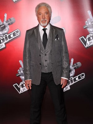 Tom Jones | The Voice | Pictures | Photos | New | Celebrity News