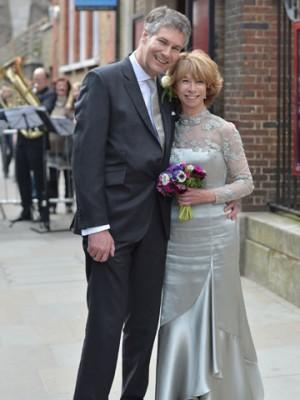 Trevor Dawson and Helen Worth | Helen Worth's Wedding | Pictures | Photos | New | Celebrity News