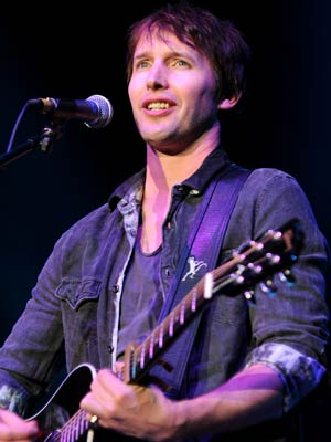 James Blunt | new photos | now magazine | celebrity news | music concert |
