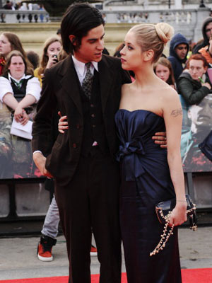 Thomas Cohen and Peaches Geldof | Harry Potter And The Deathly Hallows: Part 2 Premiere | Pictures | Photos | New