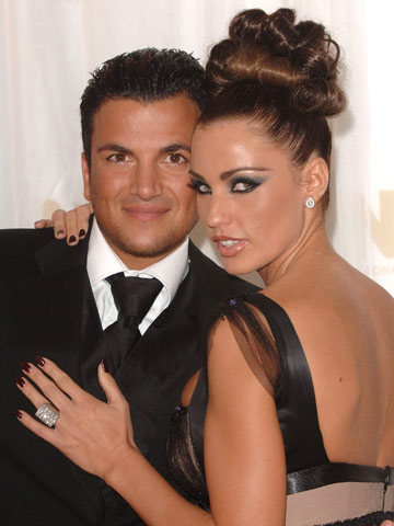 Peter Andre And Katie Price New Pictures Photos Celebrity News Now