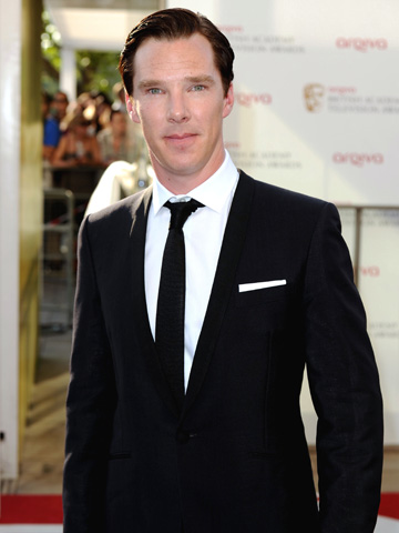 Benedict Cumberbatch | BAFTA TV Awards 2012 | Now magazine | New pictures