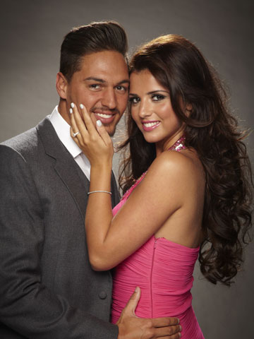 Lucy Mecklenburgh and Mario Falcone   TOWIE   Pictures   Photos   New   Celebrity News