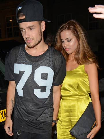 sophia smith and liam payne dating danielle
