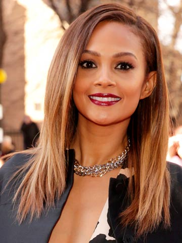 Britain S Got Talent Judge Alesha Dixon Proved She S A Class Act When She Kicked Ex Out Of Her