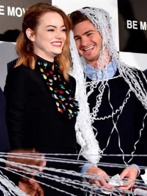Emma Stone and Andrew Garfield | Celebrity Spy | Pictures | Photos | Celebrity | News | Celebrity News