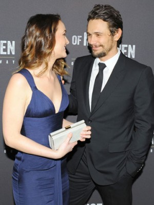 Leighton Meester and James Franco | Celebrity Spy | Pictures | Photos | New | Celebrity News