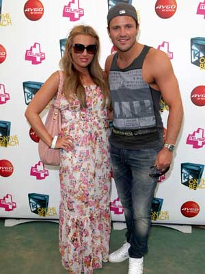 Mark Wright Back Together With Towie Girlfriend Lauren Goodger Celebsnow