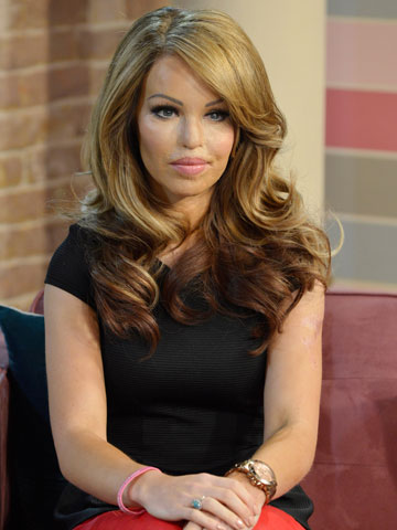 Katie Piper Baby Belle Is A Cute Little Toad And Boyfriend James Is No Longer My Chauffeur Celebsnow