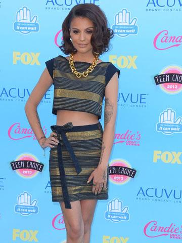 Cher Lloyd: I've got boobs like two aspirins but a padded ...