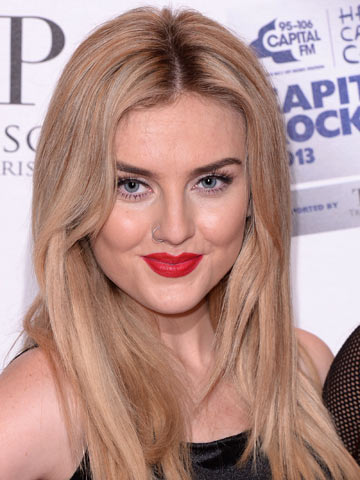 Little Mix S Perrie Edwards I Ve Had Enough Of Dyeing My