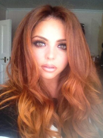Little Mixs Jesy Nelson My ginger hair makes me feel