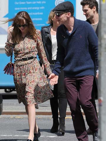 Dakota Johnson And Benedict Cumberbatch