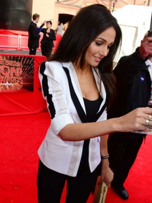 Michelle Keegan | British Soap Awards 2014 | Pictures | Photos | New | Celebrity News