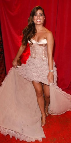 Nikki Sanderson | British Soap Awards 2014 | Pictures | Photos | New | Celebrity News