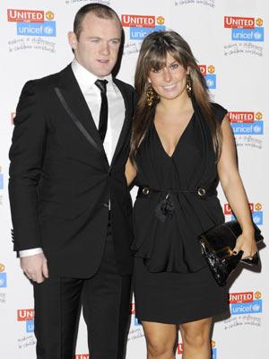 Coleen and Wayne Rooney: Coleen and Wayne Rooney ? their love story so far