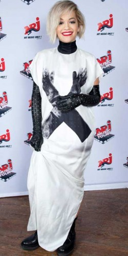Rita Ora| Celebrity fashion | Worst dressed | Pictures | Now | Fashion | New | Photos | Bad Style