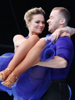 Kara Tointon and Artem Chigvintsev | Pictures | Photos | New | Celebrity News