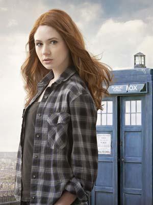 Karen Gillan  New Doctor Who assistant revealed  pictures   now magazine   celebrity gossip