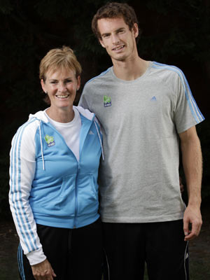 Judy and Andy Murray   Pictures   Photos   New