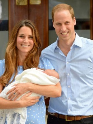 Prince William and Kate Middleton present Baby Cambridge| Pictures | Photos | New | Celebrity News