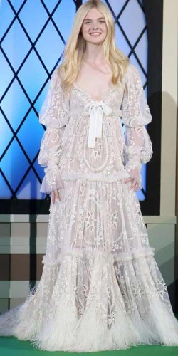 Elle Fanning| Celebrity fashion | Worst dressed | Pictures | Now | Fashion | New | Photos | Bad Style